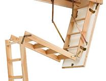 escalera al techo